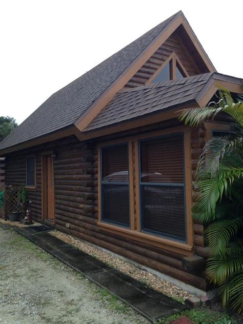 Log Cabin Rentals In Florida by Florida S Only Log Cabin Association 2 Br Vacation Cabin