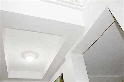 Modern Ceiling Finishes by Sydney Plastering Plasterboard Wall Ceiling Cornice