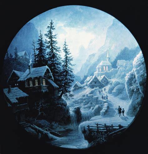 magischer weihnachtsbaum magisches weihnachten historisches bild journal21