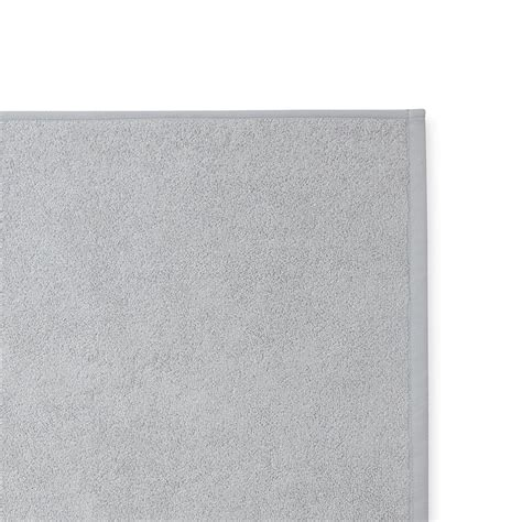 badematte modern calvin klein modern cotton iconic badematte grau kaufen