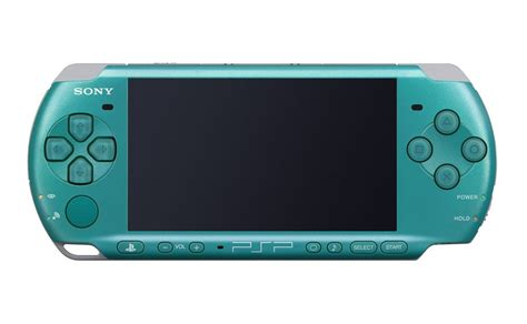 psp 3000 console psp 3000 playstation portable console turquoise the