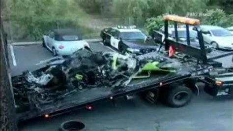 lamborghini reventon crash deadly lamborghini crash top speed