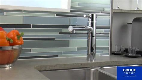 Grohe Essence Kitchen Faucet grohe essence product video youtube