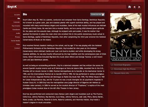 epk template 125 best serv epk sles images on