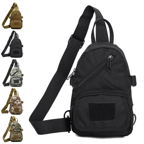 Best Seller Bag 8820 aliexpress buy bag fashion small chest pack casual shoulder messenger canvas backpack