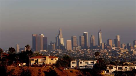 los angeles has cleaner air than these two national parks best air filter pollution mask
