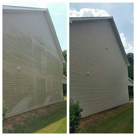 siding of house house siding wash extreme clean of georgia