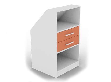 caisson armoire sur mesure meuble sous pente ou sous escalier sur mesure