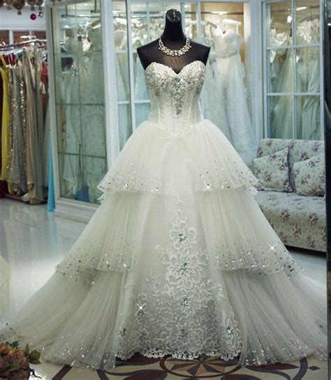 Where To Get Wedding Dresses by Get Cheap Cinderella Wedding Gown Aliexpress
