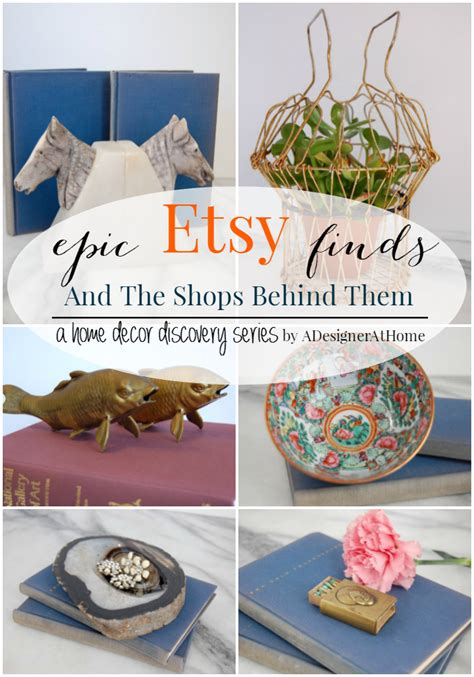 etsy home decor epic etsy finds the shops behind them pursuing vintage
