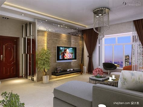 Living Room Ideas With Tv On Wall - modern tv walls ideas wikalo my home design and decor