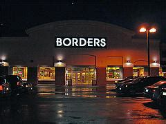 Old Borders Gift Cards - the old reader