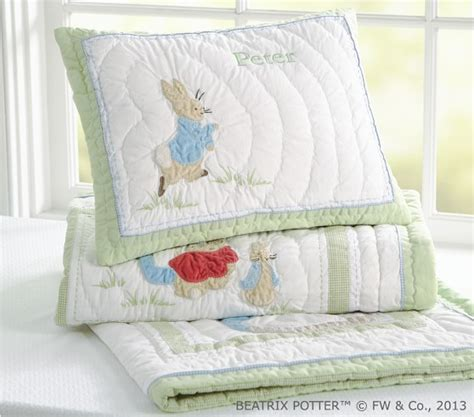 peter rabbit crib bedding peter rabbit nursery bedding set pottery barn kids