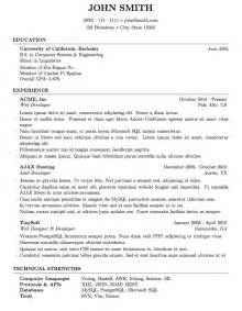 resume template for 15 year medium length professional cv resume template helpful