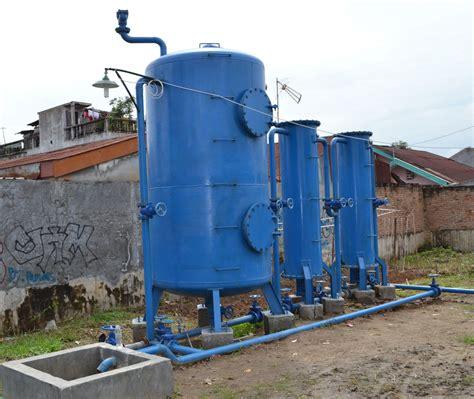 Bor Pompa Air pdam tirtanadi perbaiki pompa filter sumur bor jln