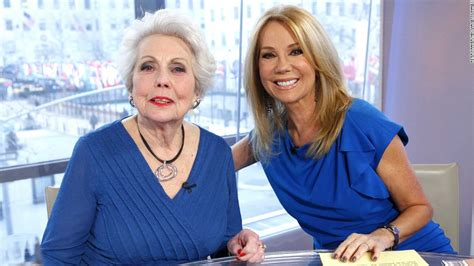 kathie lee gifford is how old kathie lee gifford mourns her mother cnn