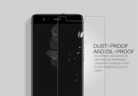 Tempered Glass Nillkin Huawei P10 Amazing H nillkin amazing h pro tempered glass screen protector for