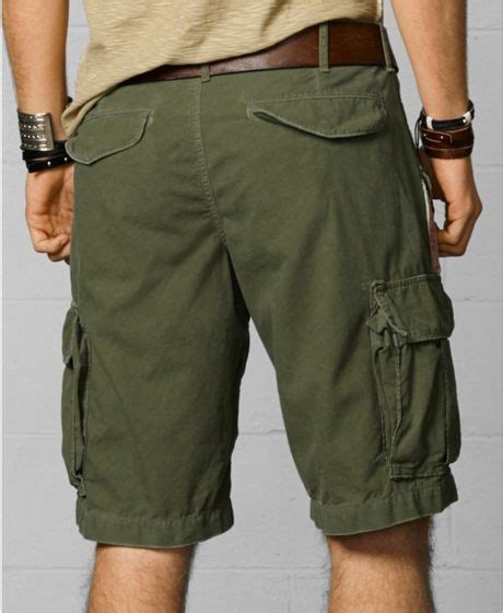 Cargo Us Army Levi S Uniqlo Calvin Klein Alpha Adidas Jacket denim supply ralph distressedflag cargo shorts in