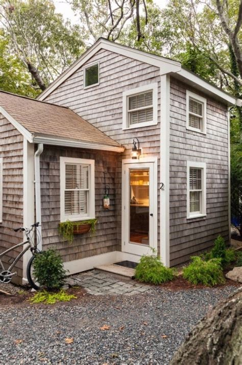 350 Square Foot House | 350 sq ft tiny cottage in cape cod