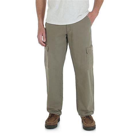 wrangler comfort flex waistband wrangler 174 comfort solutions series flex waistband cargo