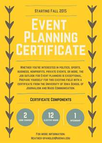 Event Planning In New Event Planning Certificate School Of Journalism And
