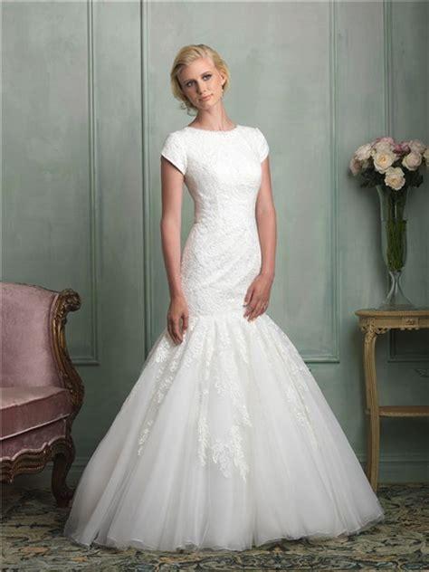 modest mermaid wedding dresses modest mermaid wedding dresses overlay wedding dresses