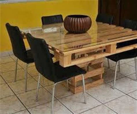 10 diy wooden pallet kitchen table and dining table
