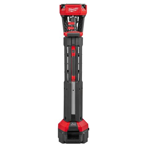 milwaukee light milwaukee m18hsal0 milwaukee 18v li ion rocket led