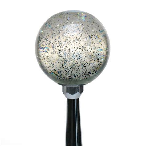 Shift Stick Knobs by Metal Flake Shift Knob For Hurst Aluminum Quarter Stick Shifter Includes Adapter Ebay