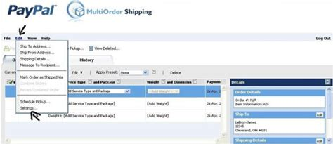 ship using paypal how to handle bulk shipping shippingeasy vs sts