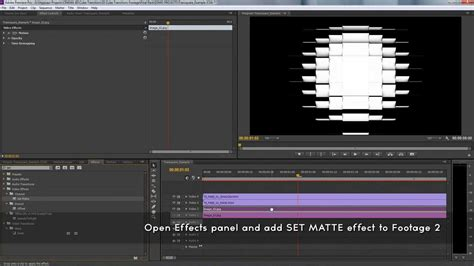 Adobe Premiere Credits Template how to use the cube template in adobe premiere pro