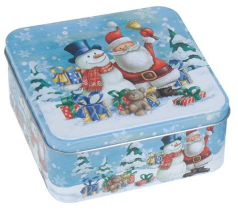 square christmas snowman kitchen cake cupcake biscuit