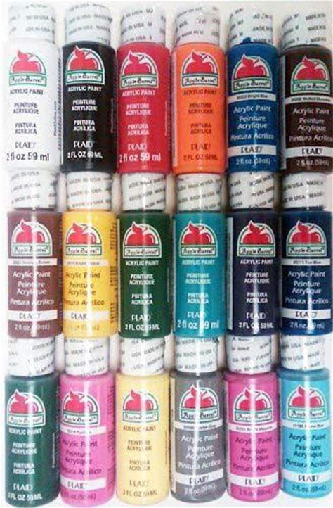 5 of the best available acrylic paint brands for artists