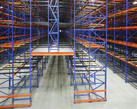 structural rack    heavy duty options