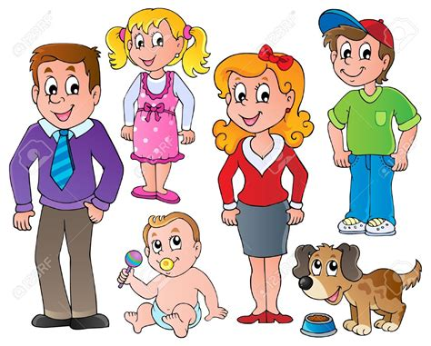 clipart famiglia clipart of family cliparts galleries