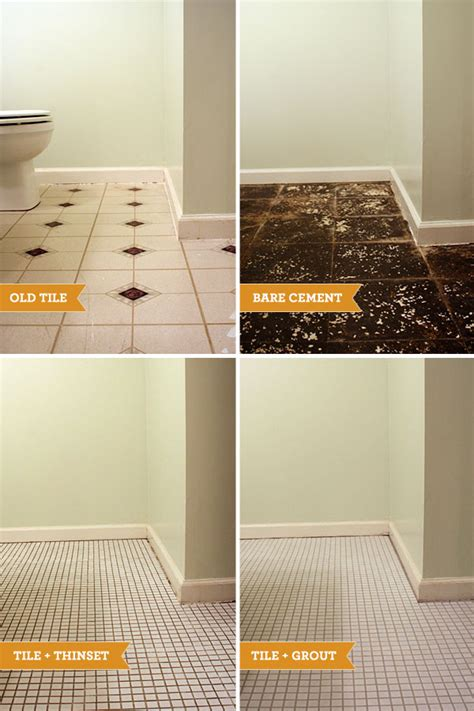 how to tile a bathroom floor tiling the bathroom floor wit whistle