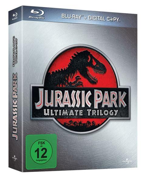filme stream seiten jurassic park test blu ray film jurassic park ultimate trilogy