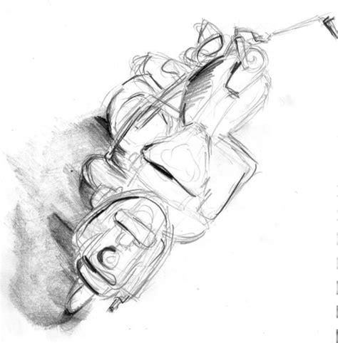 Motorrad Bilder Gezeichnet by Motorrad 1 Motorrad Zeichnungen Grischa Bei Kunstnet