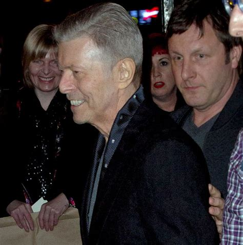 and bowie david bowie made emotional trip to after