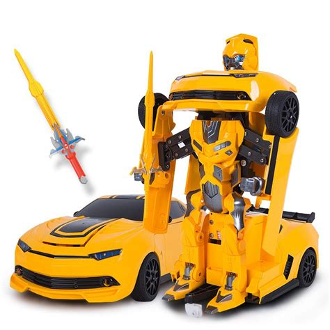 New Deformation Robot Tranformer Bumble Bee Murah aliexpress buy remote deformation car remote rc transformation bumblebee