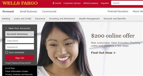 reset online password wells fargo wells fargo auto insurance login www wellsfargo com