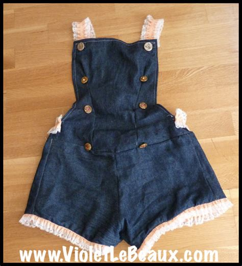 pattern blue overalls diy cute overalls from scratch sewing pattern violet