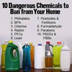 The Natural Health Page 10 Harmful Chemicals To Ban From