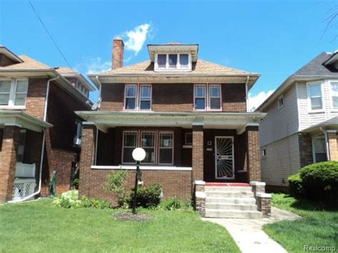 3790 columbus st detroit michigan 48206 reo home details