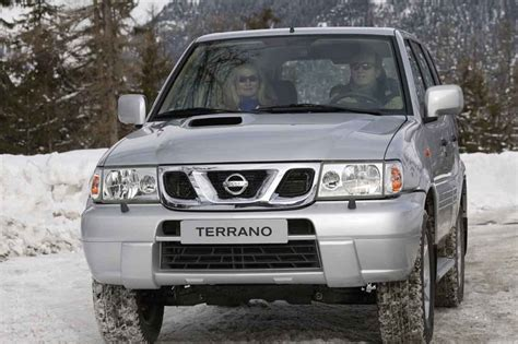 Nissan Terrano 2006 Review Amazing Pictures And Images