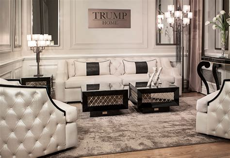 trump home brand trump home by dorya furniture collection unveiled pursuitist