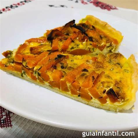 tartas originales para hacer en casa tarta salada de zanahoria receta original y f 225 cil para