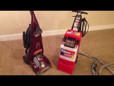 rug dr 5000 rug doctor vs bissell big green cleaning machine