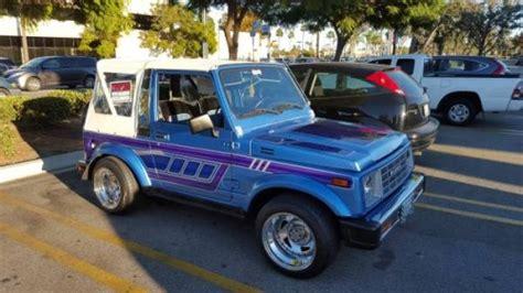 Suzuki Samurai Lowrider by Lowrider For Sale Craigslist California Los Angeles