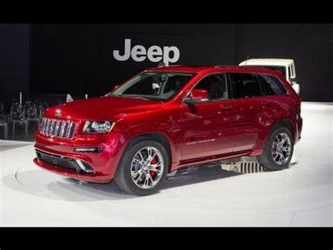 Jeep Grand Car And Driver 2012 Jeep Grand Srt8 Road Test Car And Driver